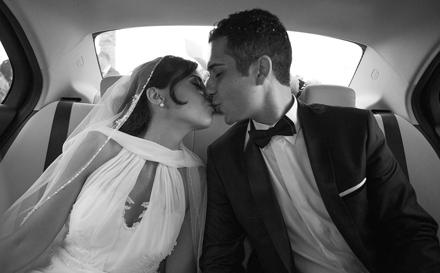 Matrimonio Eugenia e Giuseppe