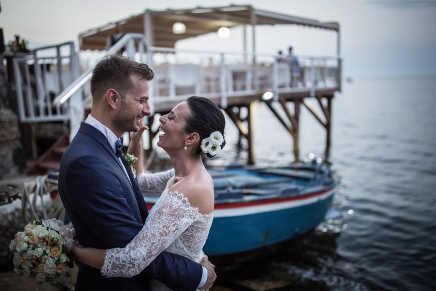 Matrimonio Maria e Pasquale